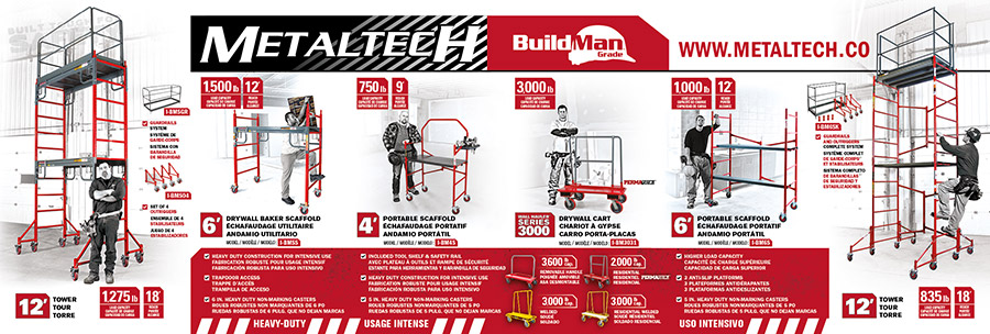 BuildMan™ Grade